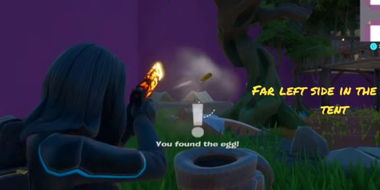 Fortnite Find The Golden Egg Complete Easy Guide Level 4
