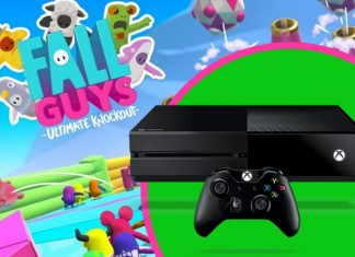fall guys xbox one