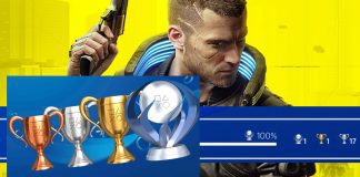 How Many PlayStation Trophies Are There In Cyberpunk 2077