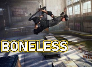 How To Boneless THPS 1 2 (Tony Hawk's Pro Skater 1+2)
