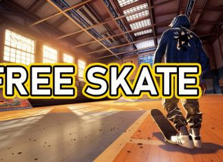 How To Free Skate THPS 1 2 Tony Hawk's Pro Skater 1+2