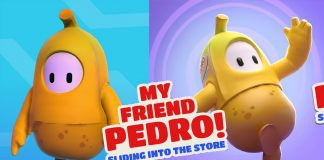 How To Get My Friend Pedro Skin In Fall Guys (Banana)