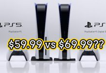 How Much Will PS5 First-Party Games Cost? $59.99 or $69.99 Price?