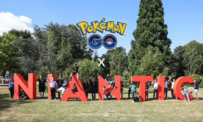 Niantic event Pokemon Go