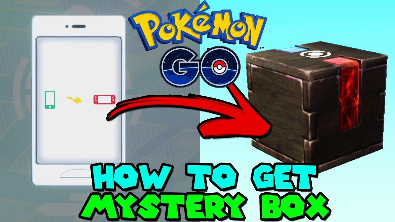 How To Get And Activate Mystery Box In Pokemon Go Easy Guide