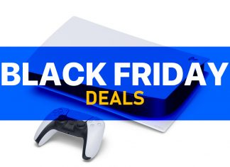 PlayStation 5 Black Friday Deals PS5 Stock Tracker