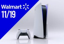 Walmart To Have Another Lot of PlayStation 5 (PS5) Available on 11-19