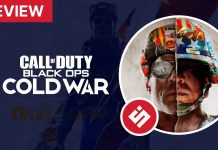 Call of Duty Black Ops Cold War Review - Spiel Times