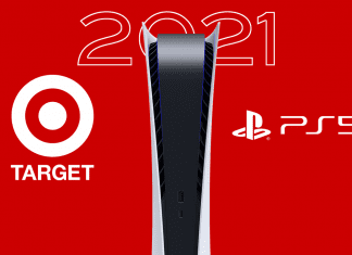 Target PS5 January 19 Tuesday