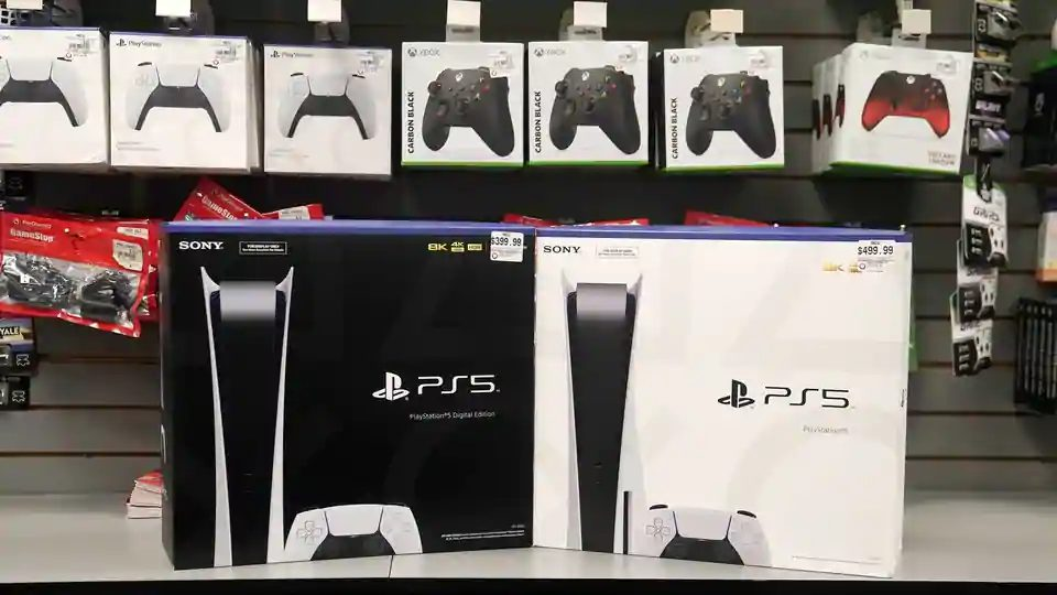 Sony-authorized retailers reportedly scalping PS5s in India - Spiel Times