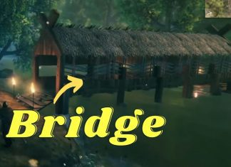 Valheim Bridge