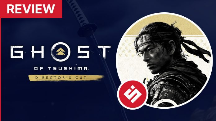 Ghost of Tsushima Director's Cut Spiel Times Review